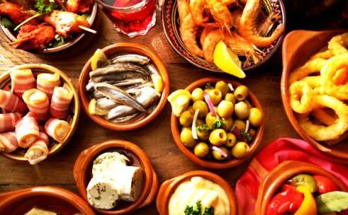 西班牙衣食住行之饮食